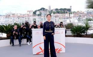 La chanteuse, actrice et productrice Selena Gomez au Festival de Cannes