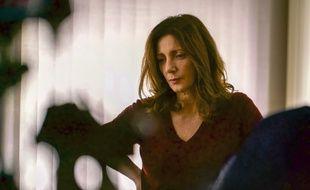 Valérie Karsenti dans le téléfilm La Fugue.