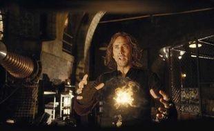 Nicolas Cage dans «L'Apprenti sorcier»