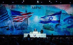 Le premier ministre israélien Benjamin Netanyahu à Washington DC, le 2 mars 2015