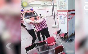 Ces pompiers croates sont exemplaires - Le Rewind