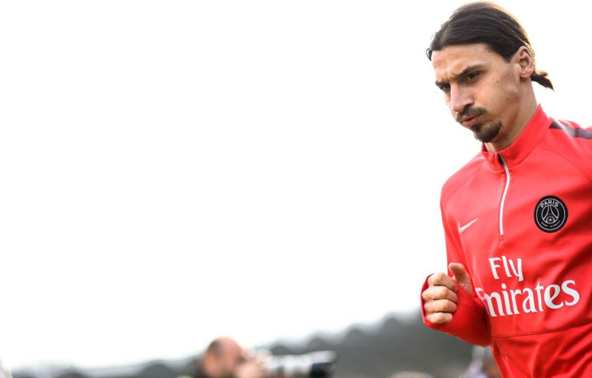 Zlatan Ibrahimovic à Bordeaux le 15 mars 2015. – LANCELOT FREDERIC/SIPA