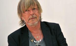 Le chanteur Renaud le 28 août 2016.