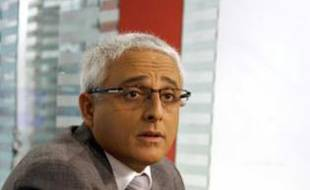 Patrick Partouche, President du directoire du groupe Partouche, premier groupe europeen de casinos. Paris, le 26 juin 2008.