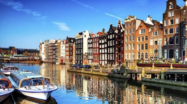 Amsterdam cafés bruns et nuits blanches
