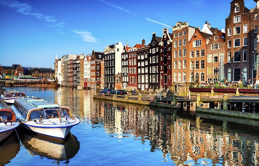 Amsterdam: cafés bruns et nuits blanches