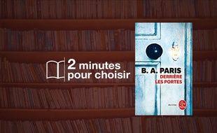 Derriere Les Portes B A Paris Decouvrez L Avis De Notre