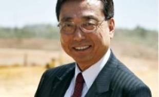 Kaname Ikeda, directeur général d'Iter.