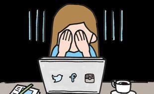 Quand les réseaux sociaux finissent par rendre notre vie compliquée.