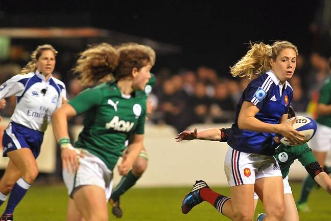 Rugby - 6 Nations féminines - Les Bleues s'offrent le Grand Chelem