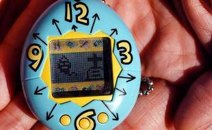 Un tamagotchi (encore) en train de mourir