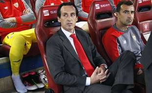 Le coach de Séville Unai Emery,