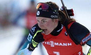 Justine Braisaz tentera de décrocher une médaille sur le sprint