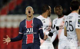 Kylian Mbappé a marqué sur penalty contre les Merlus
