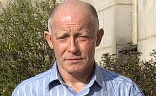Patrick Henry, le 22 août 2002, arrivant au Palais de Justice de Caen