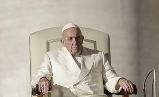 Le pape François le 5 décembre 2019.