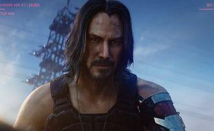 Keanu Reeves incarne un personnage du RPG «Cyberpunk 2077».