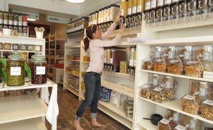 Les épiceries qui proposent des produits en vrac se multiplient