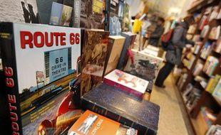 La librairie de voyages Autour du monde à Lille.