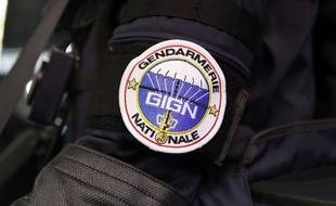 GIGN - Illustration.