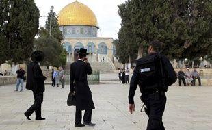 Des policiers israéliens - illustration