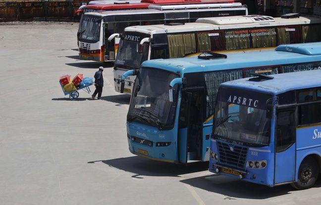 648x415 bus gares parking bangalore inde