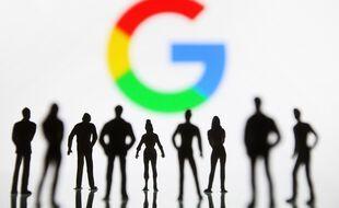 Le logo de Google (illustration).