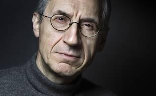 Gérard Biard, rédacteur en chef de «Charlie Hebdo», en novembre 2015.