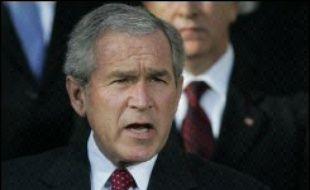 George W. Bush va envoyer 21.500 militaires américains supplémentaires en Irak, dans le cadre d'une nouvelle stratégie qu'il devait présenter mercredi soir aux Etats-Unis, selon des responsables.