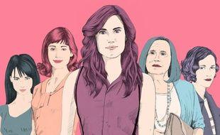 «Sex and the Series», série documentaire sur les nouvelles héroïnes et les sexualités féminines