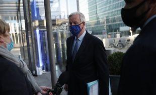 Brexit: Toujours de «graves divergences» malgré des discussions intensives, selon le négociateur européen Michel Barnier.