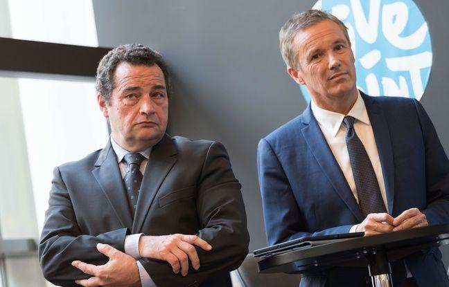 Européennes: Dupont-Aignan dit non à Poisson et mise sur un «gilet jaune»