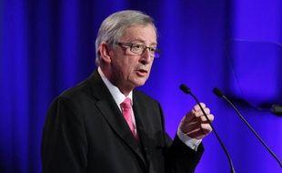 L'ancien Premier ministre du Luxembourg Jean-Claude Juncker, à Dublin le 7 mars 2014