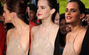 Emma Watson à la première du film «The Perks of Being a Wallflower» à Hollywood le 9 septembre 2012.