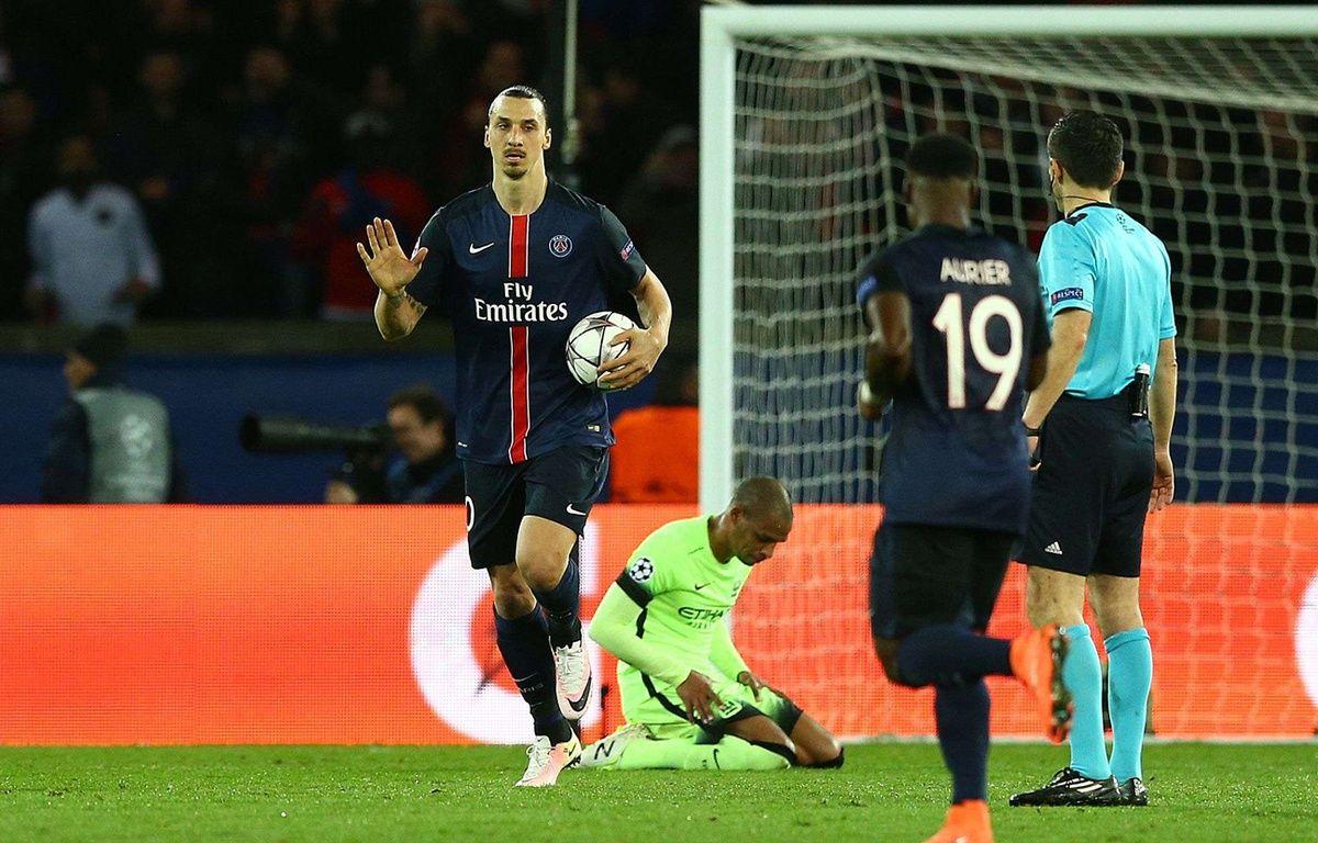 Zlatan Ibrahimovic a marqué  – BPI/Shutterstock/SIPA