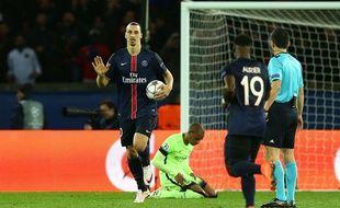 Zlatan Ibrahimovic a marqué
