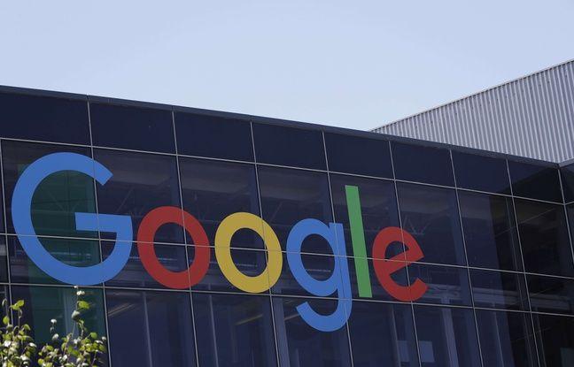 Le siège de Google, à Mountain View, en Californie.