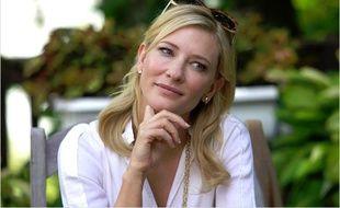 Cate Blanchett dans Blue Jasmine de Woody Allen