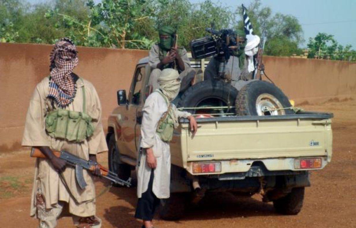 """La France et ses alliés européens se préparent à soutenir une intervention armée africaine dans le nord du Mali, que l'accélération du calendrier diplomatique rend de plus en plus crédible. Sans """"troupes au sol"""", mais avec d'importants moyens techniques et de renseignement déployés au Sahel. – Romaric Ollo Hien afp.com"""