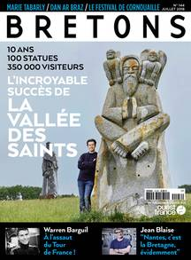 magazine Bretons n°144 - juillet 2018