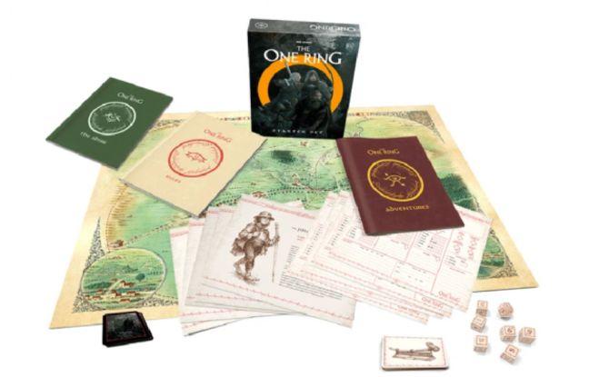 Un jeu de rôle inspiré du Seigneur des Anneaux rencontre un énorme succès sur Kickstarter