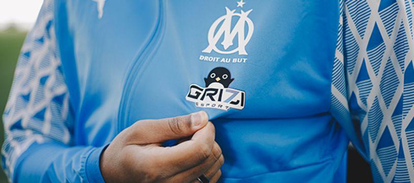L'OM et Grizi esport ont signé un partenariat.