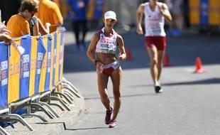 La championne du monde du 50km Inês Henriques ainsi que six autres athlètes ont saisi le TAS
