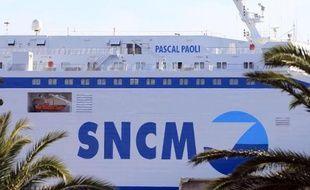 La Collectivité territoriale de la Corse (CTC) et les marins nationalistes corses, qui bloquaient depuis mardi un navire de la SNCM à Bastia, sont parvenus mercredi à un accord au cas où la compagnie maritime déposerait son bilan, a-t-on appris de sources concordantes.