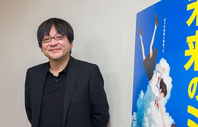 Le réalisateur Mamoru Hosoda présente son prochain film «Mirai no mirai» à Tokyo, le 13 décembre 2017.