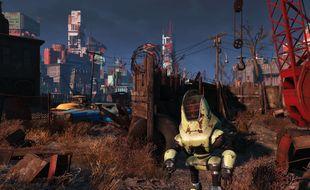 Fallout 4, de Bethesda.