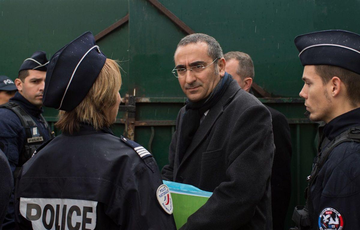 Laurent Nunez, le préfet de police. – BERTRAND LANGLOIS