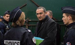 Laurent Nunez, le préfet de police.
