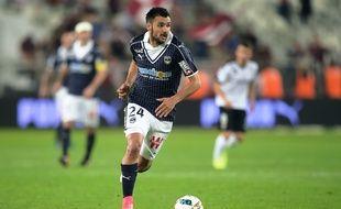 Gaëtan Laborde a marqué à douze reprises depuis le début de la saison (toutes compétitions confondues)