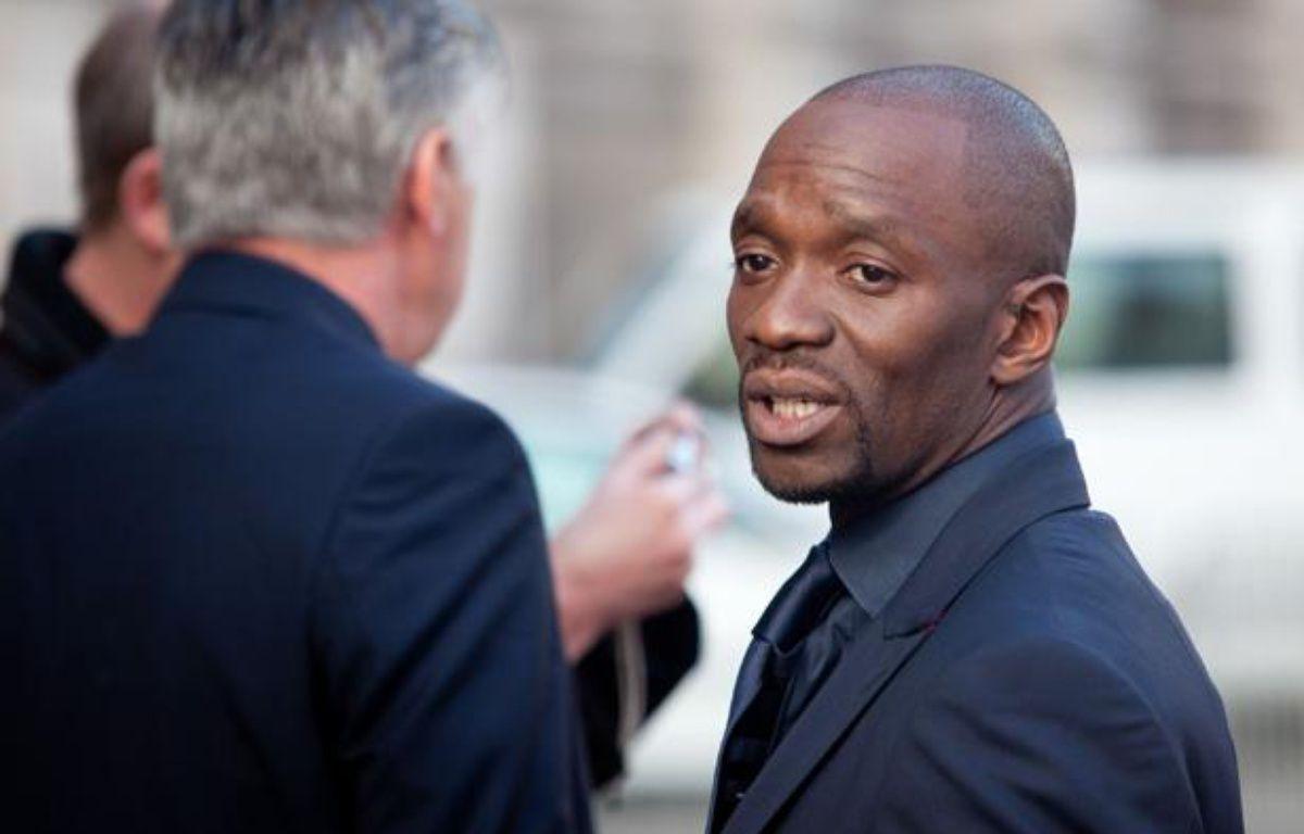 L'ancien joueur Claude Makelele, entraineur adjoint du PSG, le 11 janvier 2012. – Sipa
